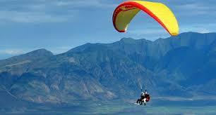 Paragliding Winterberg