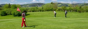 Golfen in Winterberg
