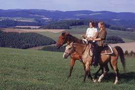 Paardrijden Winterberg